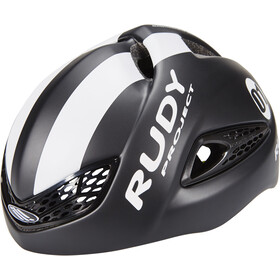 Rudy Project Boost 01 Cykelhjelm, black - white (matte)